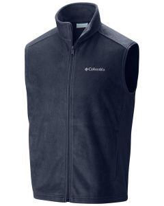 Columbia Sportswear Men's Steens Mountain Fleece Vest Navy