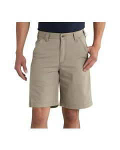Carhartt Men's Rugged Flex Rigby Short Tan
