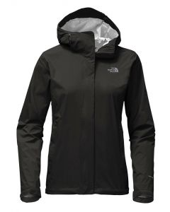 The North Face Women's Venture 2 Jacket TNF Black