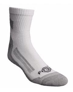 Carhartt Force High Performance 3-Pack Work Quarter Sock White