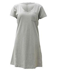 Stillwater Supply Co. Women's Tshirt Dress Olive