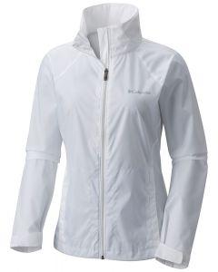 Columbia Sportswear Women's Switchback 3 Rain Jacket Winter White