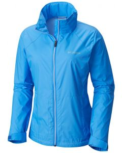 Columbia Sportswear Women's Switchback 3 Rain Jacket Harbor Blue