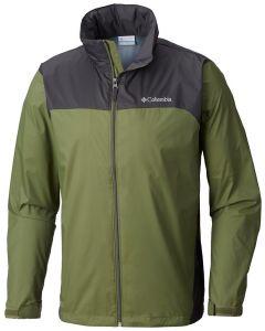 Columbia Sportswear Men's Glennaker Lake Rain Jacket Mosstone