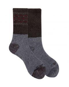 Carhartt Women's Wool Blend Crew Sock 4 Pack Purple