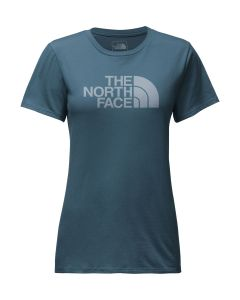 The North Face Women's Halfdome T-Shirt Blue Teal