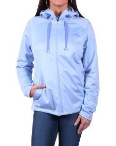 The North Face Women's Tech Mezzaluna Hoodie Provincial Blue