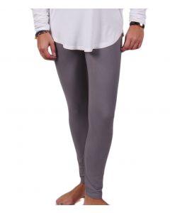 Deloache Women's Solid Leggings Charcoal