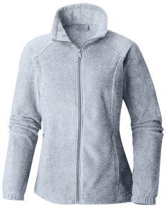 Columbia Sportswear Women's Benton Springs Full Zip Cirrus Grey