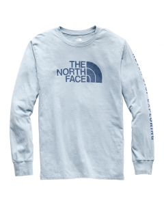 The North Face Men's Well-Loved Half Dome Gull Blue