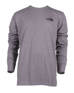 The North Face Men's Red Box T-Shirt TNF Medium Grey Heather TNF Black