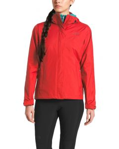 The North Face Womens Venture 2 Jacket Juicy Red