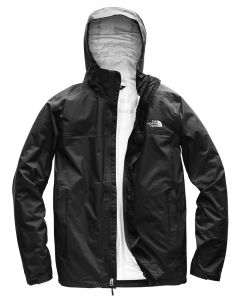 The North Face Men's Venture 2 Jacket Tall TNF Black