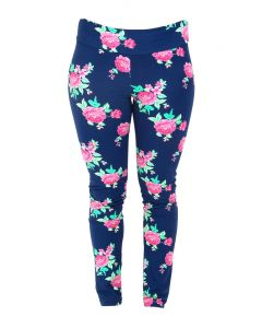 Mountain Mamas Women's Go 2 Leggings Rosey Blues