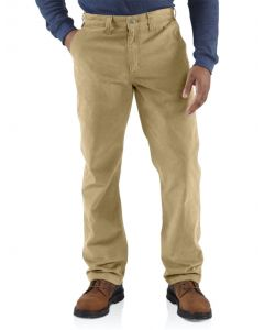 Carhartt Men's Rugged Work Khaki Field Khaki