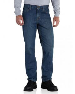 Carhartt Men's Traditional Fit Elton Jean Trailblazer