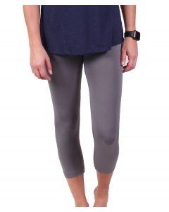 One 5 One Women's Basic Leggings Grey