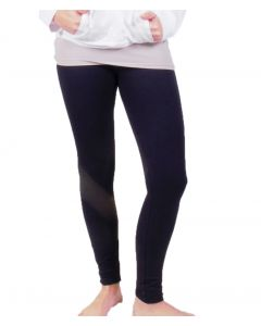 One 5 One Women's Ab Shapper Leggings Black