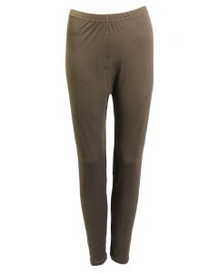 Deloache Women's Leggings Army Green
