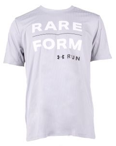 Under Armour Men's Rare Form Graphic Tee Grey