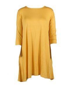 Deloache Women's Tunic Mustard