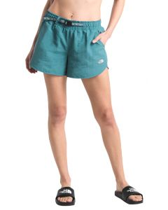 The North Face Women's Class V 2.0 Hike Short Storm Blue