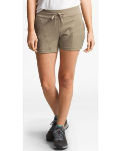 The North Face W Aphrodite 2.0 Short Dune Beige