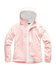 The North Face Women's Venture 2 Jacket Pink Salt