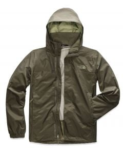 The North Face Men's Resolve 2 Jacket New Taupe Green