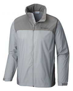 Columbia Sportswear Men's Glennaker Lake Rain Jacket Columbia Grey, Bo