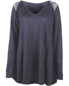 Andree By Unit Women's Tunic Navy