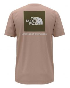 The North Face Men's Box NSE T-Shirt Evenpink