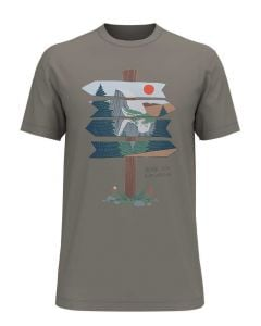 The North Face Men's Choose Your Path T-Shirt Mineral Grey