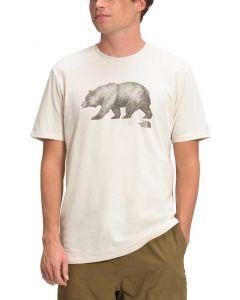 The North Face Men's Bear T-Shirt Vintage White
