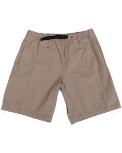 Pacific Teaze Men's Stretch Ripstop Shorts Khaki