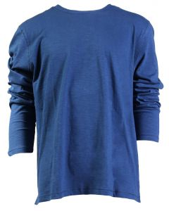 North River Men's Jersey Crew Estate Blue