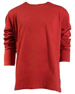 North River Men's Jersey Crew Ketchup