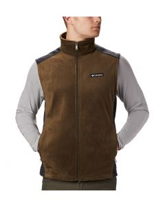 Columbia Sportswear Men's Steens Mountain Vest Olive Green