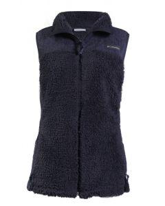 Columbia Sportswear Women's Winter Pass Fleece Vest Dark Purple