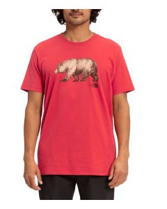 The North Face Men's Bear T-Shirt Red