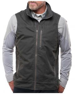 Kuhl Men's Burr Vest Gun Metal