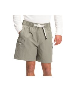 The North Face Men's Class V Belted Shorts Mineral Grey