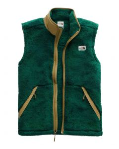 The North Face Men's Campshire Vest Green Khaki