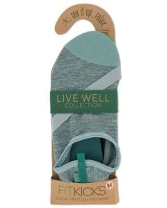 FitKicks Women's Live Well Mint