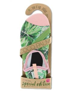 FitKicks Women's Special Edition Slipper Coco Palm