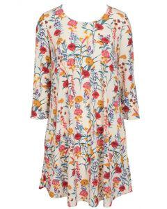 Mountain Mamas Essential Tunic Dress Wildflower