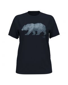 The North Face Women's Bear T-Shirt Navy