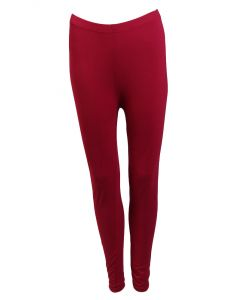 Deloache Women's Leggings Wine