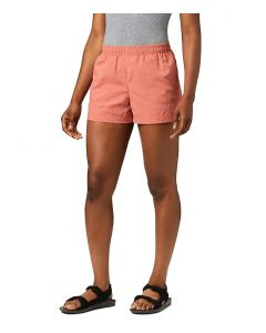 Columbia Sportswear Women's 5 in. Sandy River Short Dark Coral