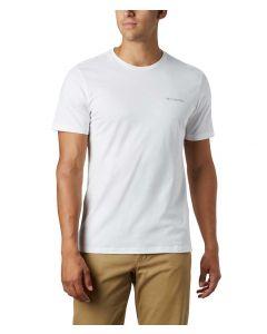 Columbia Sportswear Men's Rapid Ridge T-Shirt White CSC Texture